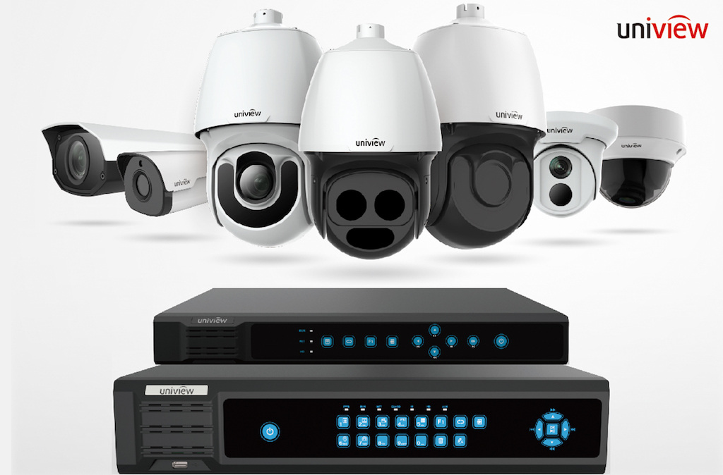 Uniview Presents Its Latest Systems Of Ip Video