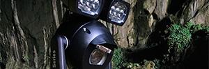 Parque Nacional de Mulu instalado câmeras Bosch para monitorar a área e observar a vida selvagem
