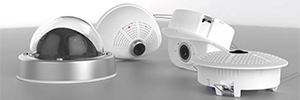 MOBOTIX completes its line of cameras of 6 MP Mx6 with four models of interior