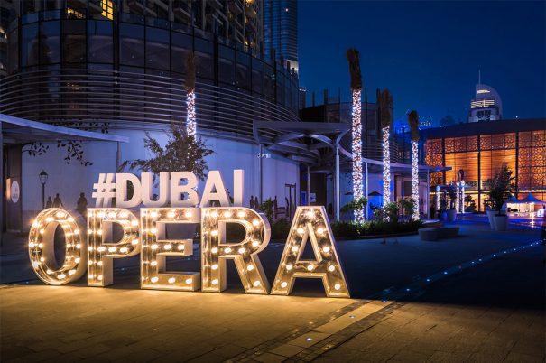Dubai-Opernhaus