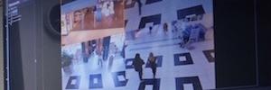 Panasonic предлагает новый подход применяется для систем видеонаблюдения в коммерческом центре города Регенсбург