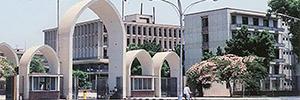 Scati は、エジプトの著名な大学の IP CCTV システムをインストールされています。