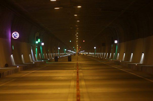 Tunel Chenani en India