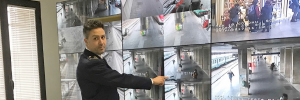 Cinco estações de trem italiano remodelam seu sistema de segurança com Panasonic