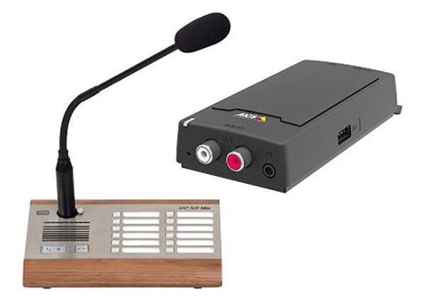 Axis audio bridge y 4802