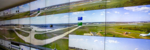 Searidge used video surveillance solutions to optimize operations and efficiency of airports