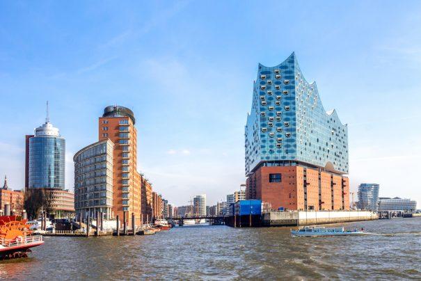 Hamburg Elbphilharmonie Dallmeier Panomera