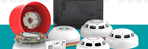 By Demes Group distributes Hochiki fire detection systems
