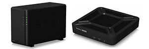 Компания Synology облегчает осуществление и управление видео наблюдения с NVR1218 и декодер VS960HD