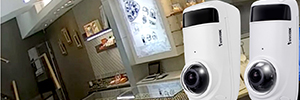 Vivotek CC8371-HV: panoramic 180º for day and night surveillance