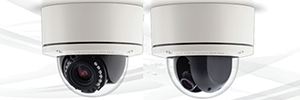 Arecont Vision facilitates the installation of cameras for video surveillance with the MegaDome G3 and G3 RS