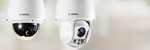 Autodome IP cameras 4000i and Bosch 5000i add metadata to the captured images