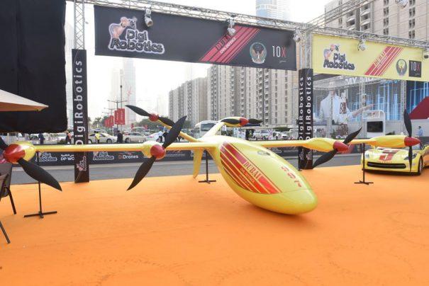 Proteccion Civil Dubai utiliza dron y Avaya para emergencias