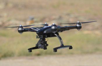 Telefonica dron 4g LTE Nano