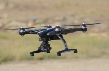 A Telefónica dron Nano 4G LTE