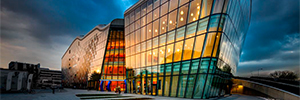 Bosch provides a complete security system to the Cracow Conference Center