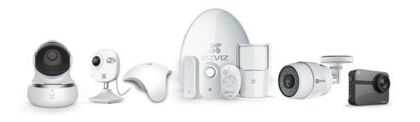 Ezviz 系列产品