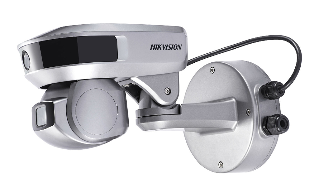 Hikvision incorporates Deep Learning technology in its new