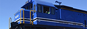 The network of railways in Botswana faces emergencies with LDA audio systems