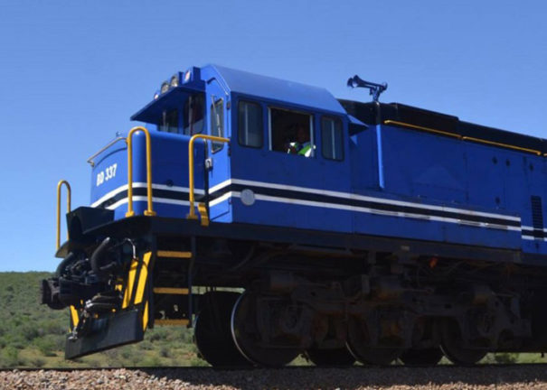 LDA ferrocarril Botswana