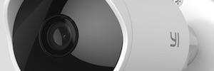 YI-Technologie präsentiert seine neue Kameraüberwachung HD im Freien in Spanien