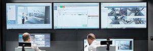 Bosch BVMS 8.0 It allows to monitor more video with less processing power