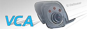 Dallmeier integrates VCA technology into their series cameras 5000