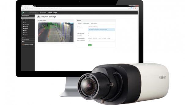 Hanwha Techwin Sprinx Technologies Traffic Aid