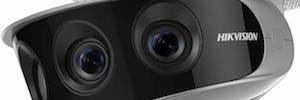 El Ajax apuesta por la vigilancia IP panorámica de Hikvision en su estadio y campos de entrenamiento