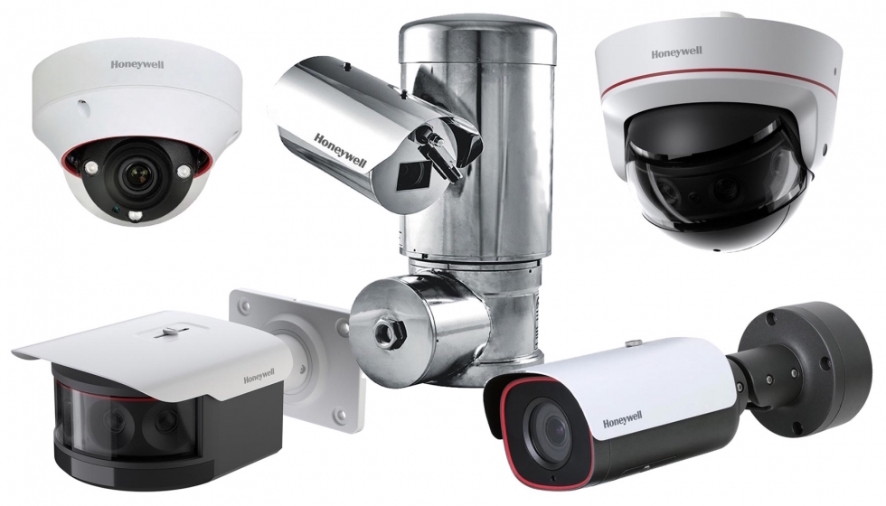 Honeywell expands the range of cameras equIP and MaxPro