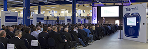 'Beyond Human Vision' focus Global Mobotix Partner Conference