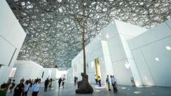 Museum Louvre Abu Dhabi Davantis
