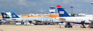 Flughafen Cancun verfügt über sechs hundert Kameras im Netzwerk Sicherheit im neuen Terminal 4