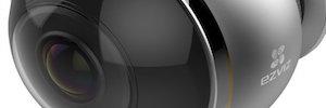 Ezviz Mini Pano 360º: visión panorámica para una vigilancia integrada