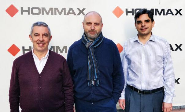 Hommax distribuye Risco