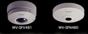 Panasonic wv-sfv481 y wv-sfn480
