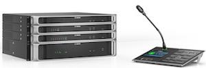 Praesensa: システム IP PA システムと高性能音声避難