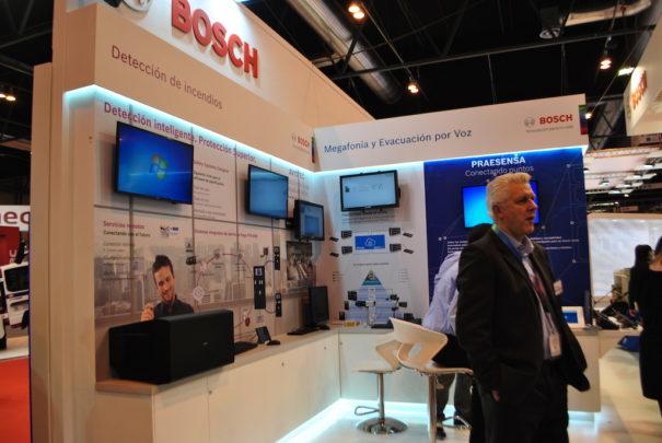 Bosch sicur2018 PA