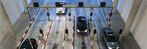 Deister Electronic Transpeed: longue portée pour le système de contrôle d'accès véhicules