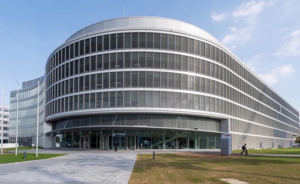Grupo Bosch centro IT Stuttgart