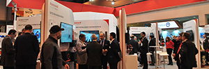 Detection, alarm and evacuation by voice, protagonists of the SICUR Honeywell booth 2018