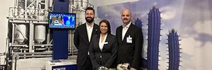 MOBOTIX présenté au SICUR 2018 son dernier-né dans la technologie de double thermique
