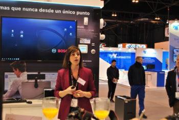 Sony con Bosch sicur2018