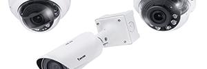 Vivotek amplía su familia de cámaras H.265 con cinco modelos de 2 MP