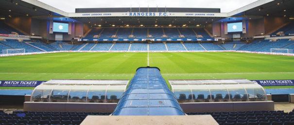 ibrox stadium Rangers FC dallmeier