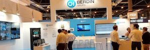 Berdin group: a wide and diverse IP security and AV systems value proposal