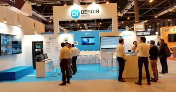 Berdin Group b-tech sicur2018