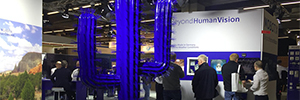 MOBOTIX est venu à light + building 2018 avec les plus innovantes en matière de surveillance vidéo
