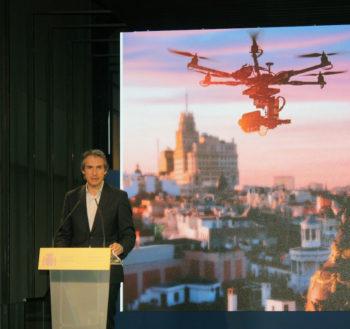 Plan Drones Inigo de la Serna Droniberia