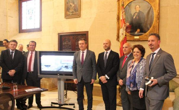 Sevilla smart city Semana Santa